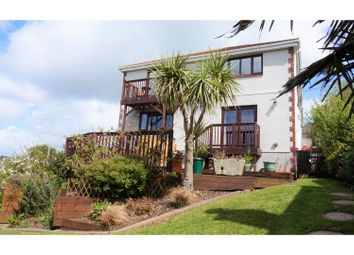 Thumbnail 4 bed detached house for sale in Greenbank, Polruan-By-Fowey