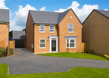 Thumbnail 4 bed detached house for sale in Grange Park, Hampsthwaite, Harrogate