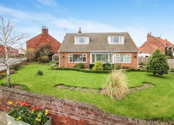 Thumbnail 4 bed detached house for sale in Main Street, Cranswick, Driffield