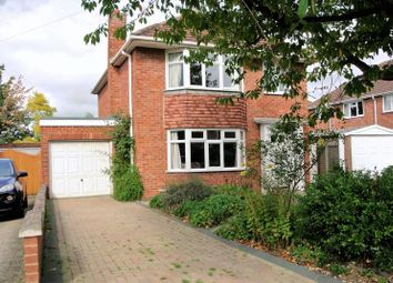 Thumbnail 3 bed detached house for sale in Lambourn Close, Longlevens, Gloucester
