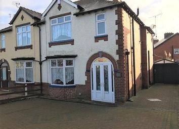 Thumbnail 3 bed semi-detached house to rent in Nottingham Road, Ripley, Derbyshire
