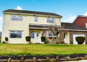 Thumbnail 3 bed detached house for sale in Allterewe, Heol Tynton, Llangeinor, Bridgend.