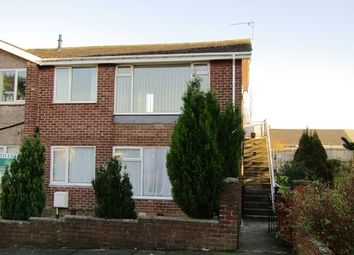 Thumbnail 1 bedroom flat to rent in 142 Greenways, Delves Lane, Consett