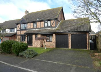 Thumbnail 4 bed detached house to rent in Southfield Drive, West Winch, King's Lynn