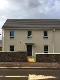 Thumbnail 3 bed property to rent in Tithebarn Way, Exeter