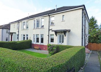 Thumbnail 3 bed flat for sale in Harefield Drive, Scotstounhill, Glasgow