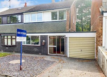 3 bed semi-detached house for sale in Greenfield Road, Endon, Staffordshire ST9