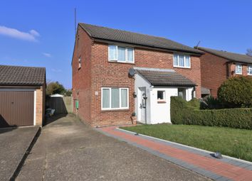 Thumbnail 2 bed semi-detached house for sale in Whitebeam Road, Hedge End, Southampton, Hampshire