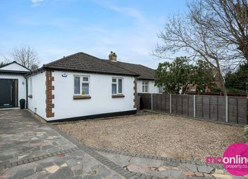 3 bed bungalow for sale in Oundle Avenue, Bushey WD23