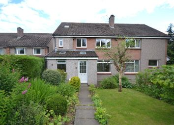 Thumbnail 4 bed flat to rent in Rullion Road, Penicuik, Midlothian