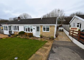 Thumbnail 3 bed semi-detached bungalow for sale in Trenos Gardens, Llanharan, Pontyclun