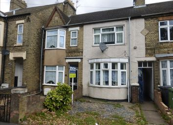 Thumbnail 4 bedroom terraced house for sale in Lincoln Road, Peterborough