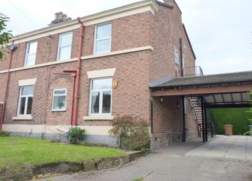 Thumbnail 2 bed flat to rent in Bebington, Wirral