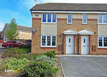 Thumbnail 3 bed end terrace house to rent in Liberty Park, Brough