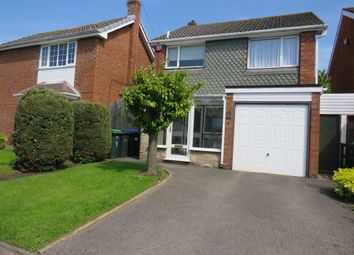 Thumbnail 3 bed detached house for sale in Jill Avenue, Great Barr, Birmingham