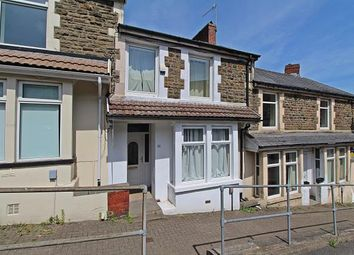Thumbnail 4 bed terraced house to rent in St Michaels Avenue, Treforest