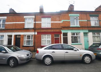 Thumbnail 2 bedroom terraced house to rent in Battenberg Road, Leicester