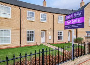 Thumbnail 3 bed terraced house for sale in Markham Rise, Bedford