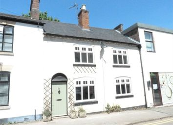 Thumbnail 3 bed cottage to rent in Church Street, Lutterworth