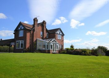 Thumbnail 4 bed detached house for sale in Byley Lane, Byley, Middlewich