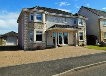 Thumbnail 4 bed detached house for sale in Andrew Baxter Avenue, Larkhall