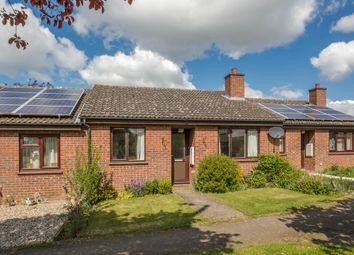 Thumbnail 2 bed terraced bungalow for sale in Hayter Close, West Wratting, Cambridge