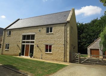 Thumbnail 4 bed detached house for sale in Baston, Peterborough