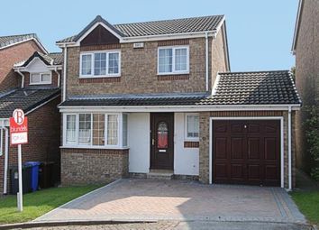 Thumbnail 3 bed detached house for sale in Meadow Gate Avenue, Sothall, Sheffield, South Yorkshire
