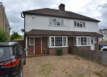 Thumbnail 3 bed semi-detached house to rent in Union Street, Farnborough
