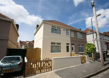 Thumbnail 3 bed semi-detached house for sale in Elmdale Road, Bedminster, Bristol