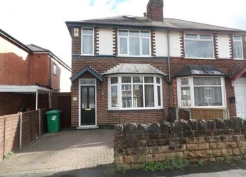2 bed semi-detached house for sale in Homefield Road, Nottingham, Nottinghamshire NG8