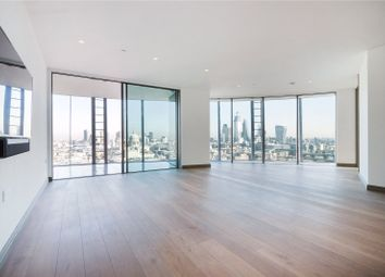 Thumbnail 3 bed flat to rent in One Blackfriars, Blackfriars Road, London