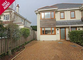 Thumbnail 2 bedroom semi-detached house to rent in Avenue Vivier, Ville Au Roi, St. Peter Port, Guernsey