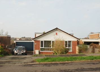 Thumbnail 4 bedroom detached bungalow to rent in Mannamead Road, Hartley, Plymouth