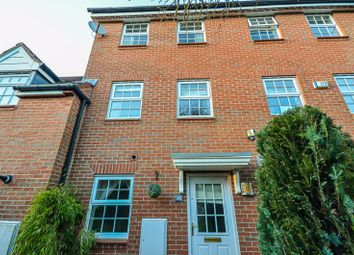Thumbnail 4 bed terraced house for sale in 26 Chadwicke Close, Nantwich