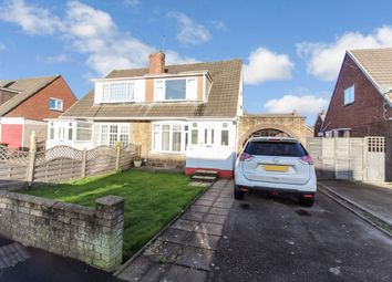 Thumbnail 3 bedroom semi-detached house for sale in Mulcaster Avenue, Newport