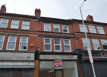 Thumbnail 3 bed flat to rent in Bebington Road, Tranmere, Birkenhead