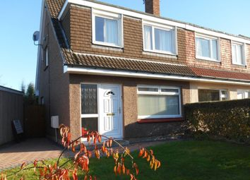 Thumbnail 3 bed semi-detached house to rent in Radernie Place, St Andrews, Fife