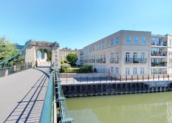 Thumbnail 3 bed flat for sale in Victoria Bridge Road, Bath