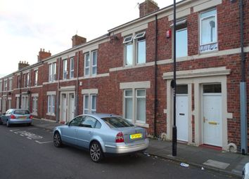 Thumbnail 3 bedroom property to rent in Northcote Street, Newcastle Upon Tyne