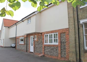 Thumbnail 3 bed mews house for sale in Old Bank Mews, Wrentham, Beccles