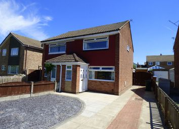 Thumbnail 2 bedroom semi-detached house to rent in Countess Way, Euxton, Chorley