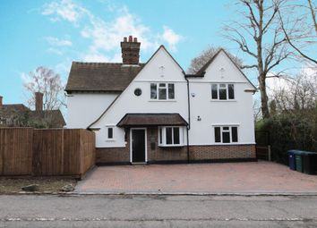 Thumbnail 3 bed detached house for sale in Rowley Lane, Arkley
