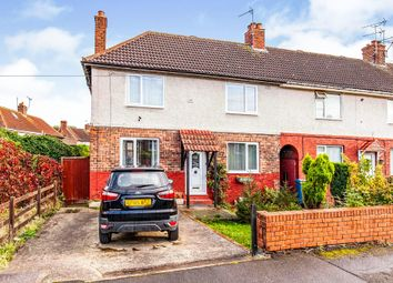 Thumbnail 3 bedroom end terrace house for sale in Mellish Road, Langold, Worksop