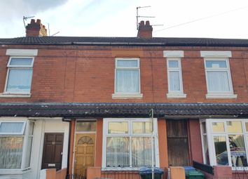 Thumbnail 2 bed terraced house for sale in Ransom Road, Foleshill, Coventry