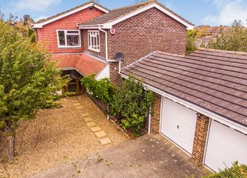 Thumbnail 4 bed detached house for sale in Willmers Close, Bedford