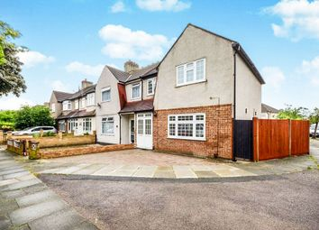 Thumbnail 4 bedroom semi-detached house for sale in Franklin Crescent, Mitcham