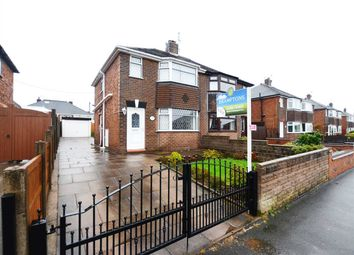 Thumbnail 3 bed semi-detached house for sale in Riceyman Road, Bradwell, Newcastle-Under-Lyme