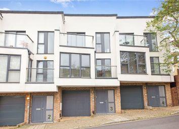Thumbnail 3 bed terraced house for sale in Hollybush Row, Dermody Road, Lewisham
