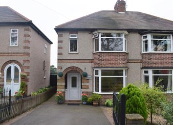 Thumbnail 3 bed semi-detached house for sale in Camp Hill Road, Nuneaton